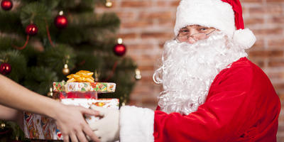 Новый год: оригинальные подарки с дачи