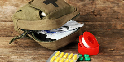 Дачная аптечка: что взять с собой?