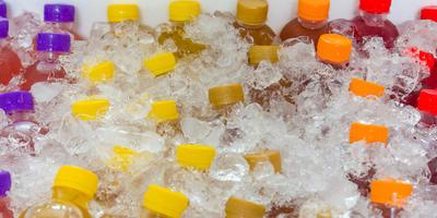 Заморозить сок на зиму - очень простой рецепт