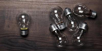 Сколько нужно специалистов, чтобы заменить электрическую лампочку