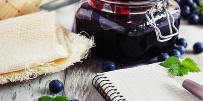Черника: 15 интересных рецептов варенья на зиму