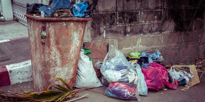 Приспособления для безопасного сжигания мусора на даче