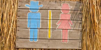 Туалет в загородном доме: санитарные нормы и правила