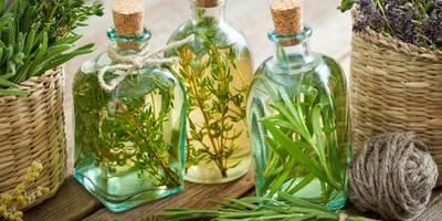 25 оригинальных рецептов ароматных уксусов