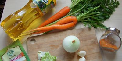 Салат из капусты с морковью и огурцом по-корейски
