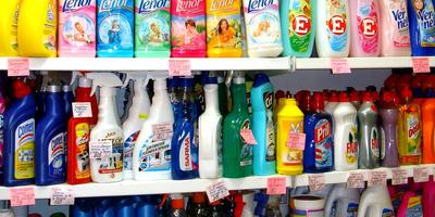 Натуральные средства для поддержания чистоты