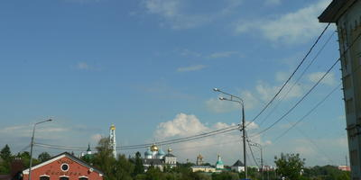 Калязин. Село Улейма. Николо-Улейминский монастырь