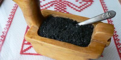 Соль черная четверговая костромская