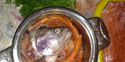 Рыбная солянка - пошаговая инструкция!