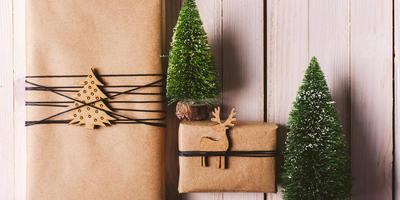 5 идей экспресс-упаковки подарков