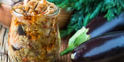 В погребок: 10 рецептов заготовок из баклажанов