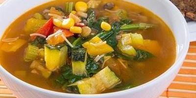 3 сытных блюда из овощей и грибов с растительным маслом
