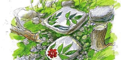 Арт-камень: мастер-класс