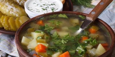 Рассольник: рецепты любимого супа