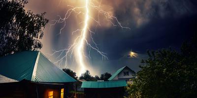 Молниезащита для загородного дома: что, зачем и как