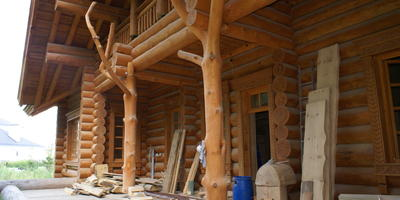 Проектирование рубленого деревянного дома. Часть 1. Общие вопросы