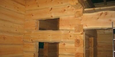 Проектирование рубленого деревянного дома. Часть 2. От фундамента до интерьера