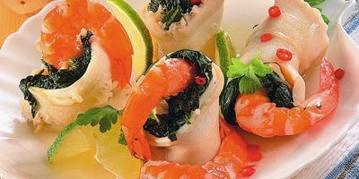 11 рецептов легких и быстрых закусок к новогоднему столу