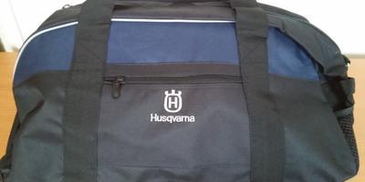 Подарок - сумка от Хускварны