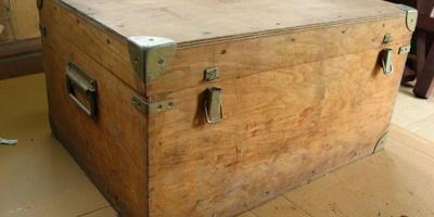 «Для кого хлам, а для кого - сокровище!», или «Волшебное преображение старого ящика»
