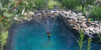 Журчание воды- это божественно