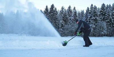 Как выбрать снегоуборщик - внимание на детали!