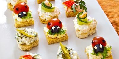 12 оригинальных праздничных закусок
