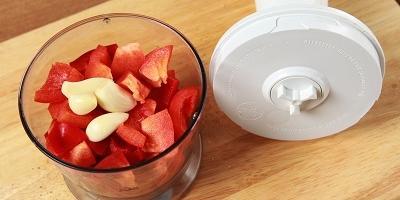 Салат из томатов на зиму: мастер-класс