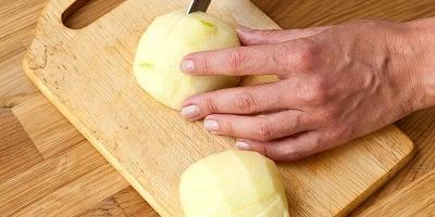 Мастер-класс: яблочный пирог с грецкими орехами