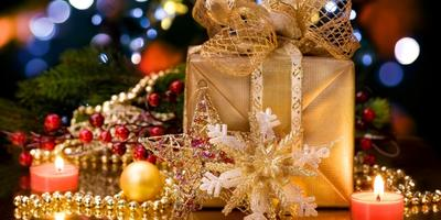 Новогодние подарки от GARDENA