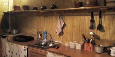 Создание кухни в русском стиле. Продолжение