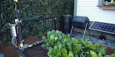 Новинки агротехники. Робот-огородник