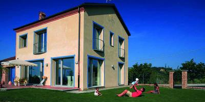 Штукатурные и вентилируемые фасады