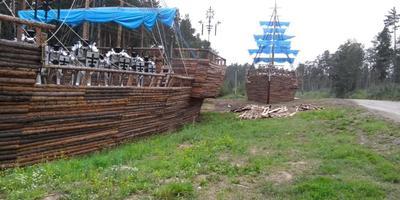 Смешно, но экскурсии уже начались. Как у нас в Иркутске народ на экскурсию на свалку стал ездить