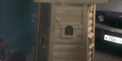 Поделки для дачи: мельница, колодцы, домики и грибы