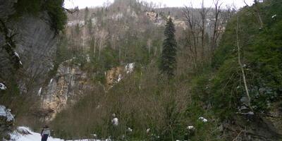 Гуамское ущелье – несколько шагов по Великому Шелковому пути
