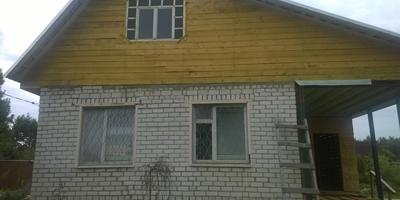 Какими материалами оформить фасад дома?