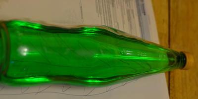 Ёлочка-бутылочка