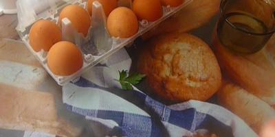 Красим яйца по-старинке!