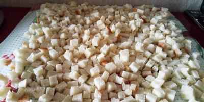 Инфракрасная сушилка-коврик для овощей и фруктов. Мои впечатления