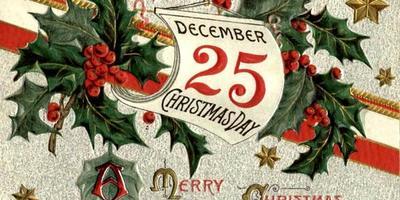 25 декабря - Католическое Рождество! Merry Christmas!