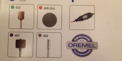 Ура! DREMEL прислал приз за победу в Конкурсе мастер-классов