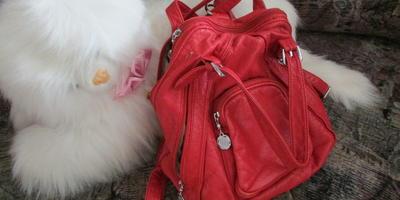 Рюкзачки да сумочки