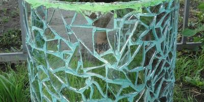 Зеркальная мозаика своими руками