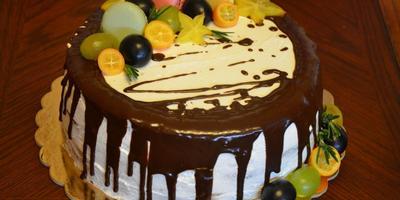 Идеи оформления тортов