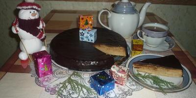 Традиционный рождественский немецкий торт - Баумкухенторте