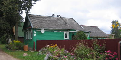 Уютный родительский дом