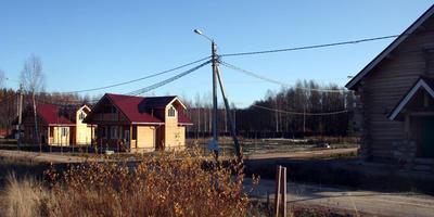 Фотографии и отзывы о коттеджном поселке «Зайчихино» (Выборгский р-н ЛО)
