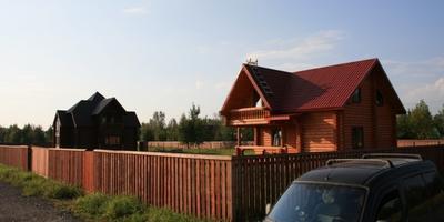 Фотографии и отзывы о коттеджном поселке «Новая Ладога» (Пушкинский р-н ЛО)