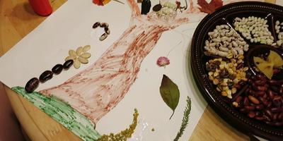 Поделки из природного материала: 5 вариантов дачного творчества с детьми (видео)